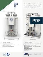 Oxywise Nitrogen Generator SEP