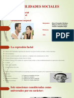 La Expresión Facial