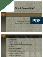 Cloud Computing Pp