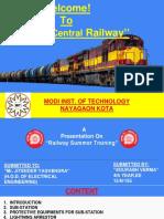 Kota Railway Summer Training