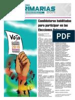 Separata 2 Elecciones Primarias 2019