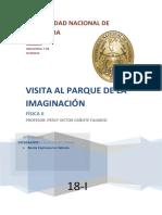 Parque de La Imaginacion VISITA