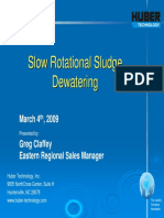 Slow Rotational Dewatering