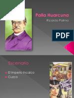 Palla Huarcuna