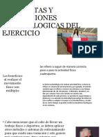 Respuestas y Adaptaciones Metodologicas Del Ejercicio