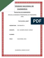 4 Informe Estacion-libre