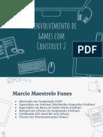 Desenvolvimento de Games Com Construct 2