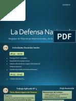 La defensa Nacional de Chile