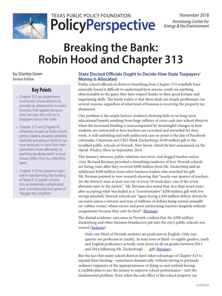 Breaking the Bank ACEE Greer | Texas (162 views)