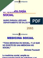 Clase 16 - Epi Demiologia Social