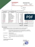 0317-18 . Parts Tamd163-165p Volvo Penta
