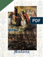 Aula de História - A Igreja e a Civilização Ocidental