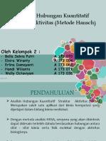 PPT Kel 2 Metode Hansch