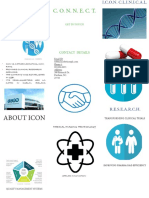 first draft of the brochure