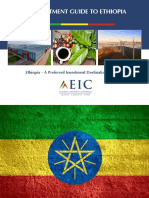 An Investment Guide to Ethiopia, 2017
