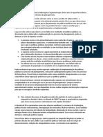 Questões respondidas da disciplina Planejamento Político Econômico