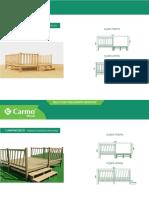 Carmo Camping Deck