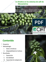 Taller Coopcaficultoras Certificiaciones Mercados y Cambio Climatico