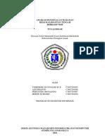 Laporan Tugas Besar (RPL)