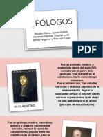Geólogos Blog