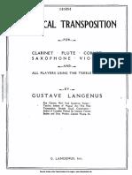 [Clarinet_Institute] Langenus, Gustave - Practical Transposition.pdf