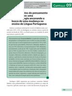 Fundamentos Bakhtinianos Ensino Português (RODRIGUES CERUTTI-RIZZATTI, 2011)