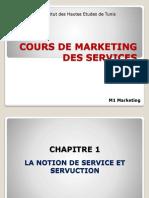 CHAP 1 Mkg de Services