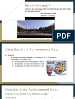 senior capstone presentation