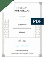 Calvo CALVO Quemazon