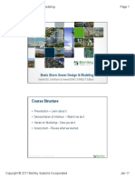 Basic Storm Sewer Design & Modeling CONNECT Edition - Presentation Slides