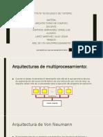 1. Arquitectura de Cpu Multiprocesamiento - Julio Cesar