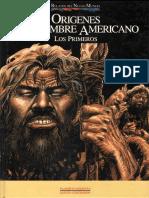 origen del hombre americano .PDF