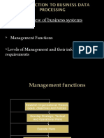 Introduction to Business Data Processing 2