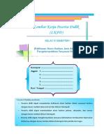 LKPD 1 & Kunci Jawaban