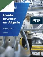 Guide Kpmg 2016 Investir en Algerie Version Francaise