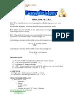 VELOCIDAD DE CORTE.doc