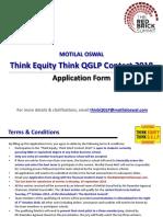 Think Equity Think QGLP 2018 - Applicaton Form.pptx