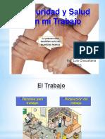 Seguridad y Salud en El Trabajo - Fisioterapeutas 17-09-2018