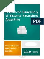Resumen Derecho Bancario