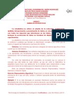 Guia de Estudio. U-I Simbolos Estadísticos (Para Estudiar) INTENSIVO2014 (1)