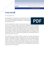 Patient Capital Fall 2018 Newsletter