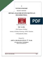 Report on Winter Internship (Recovered)