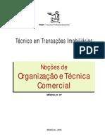 7- Organizao tecnica comercial e marketing - Inedi.pdf