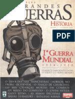 1ª Guerra Mundial - Aventuras na História - Vol. 1.pdf