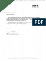 Certificado de Distribuidor Oficial