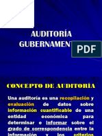 Concepto de Auditoría