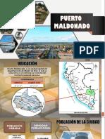 analisis de sitio  Puerto Maldonado
