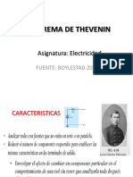 3. Theorema de Thevenin