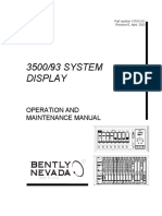 129768-01 Rev D 3500 20 Rack Interface Module Operation and Maintenance Manual