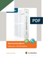 Benutzerhandbuch WLAN-Kabelbox Kabelrouter 04-2015